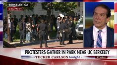 """""""It is very disturbing that in America, somebody cannot speak because there are thugs who threaten violence.""""   Charles Krauthammer said """"the obligation of any authority right now is to say 'Ann Coulter can speak, and we will protect her',"""" arguing """"that's why you pay your taxes, that's why we have police."""""""
