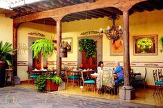 rest- Mazamitla de Jalisco.