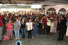 Más Comités Municipales se suman a la defensa de Pemex: Benjamín Robles