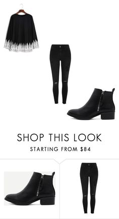 """""""Niver M"""" by bianca-b-santos on Polyvore featuring River Island"""