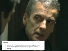 tumblr quotes peter capaldi Malcolm Tucker The Thick of It ttoi okay so this is definitely the last one for tonight but I think it's perfect it's a small fandom but I think we can appreciate this all the same peter capaldi's face pretty much says it all anyway this meme will be the death of me Pach Tumblr Text Meme