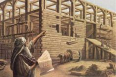 Who helped Noah build the ark? - Ask Gramps - Q and A about Mormon Doctrine
