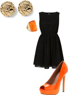 """""""That little black dress"""" by angele-veilleux on Polyvore"""