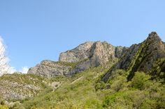 Randonnée printanière du côté de Saoû – Entre Roc et l'Estang –