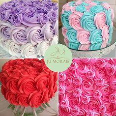 Os bolos da Ju Morais são super diferenciados, muito bonitos e deliciosos. Uma ótima pedida para sua festa.