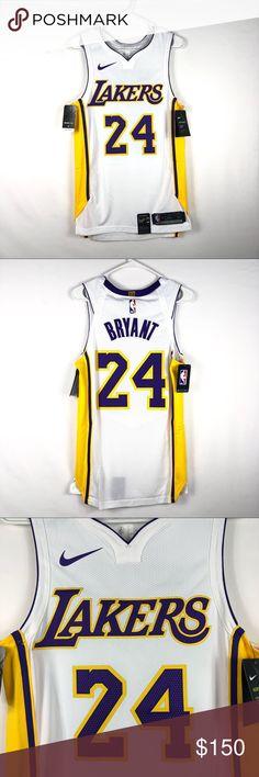 cbb6ddced Nike Los Angeles Lakers Kobe Aeroswift Jersey Nike Los Angeles Lakers Kobe  Authentic Aeroswift Jersey Small