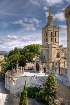 Avignon  Find Super Cheap International Flights to Lyon, France ✈✈✈ https://thedecisionmoment.com/cheap-flights-to-europe-france-lyon/