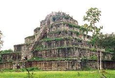 Cambodia: Kompong Thom: Koh kher Temple