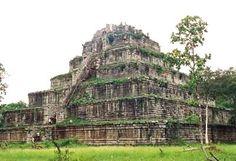 Cambodia: Kompong Thom: Koh kher Temple