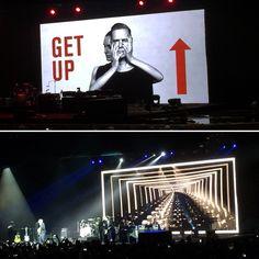 Get Up Tour. #BryanAdams