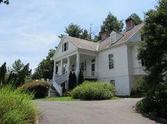 Carl Sandburg's home - Many summer days were spent touring the Sandburg home and goat farm.  :-)