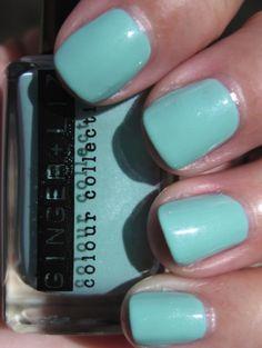 the perfect nail polish