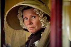 The wonderful Imelda Staunton as Miss Pole