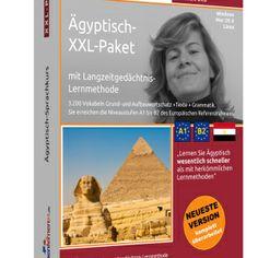 ÄGYPTISCH XXL Sprachkurs UVP 97 €  77 € inkl. MwSt zzgl Versand