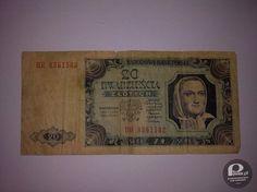 20zł z 1948 roku –