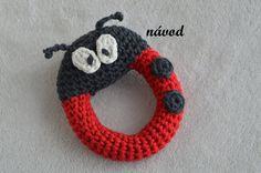 Crochet Baby Toys, Baby Knitting, Knit Crochet, Baby Patterns, Crochet Patterns, Teething Toys, Baby Teething, Eco Friendly Toys, Baby Rattle