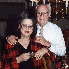 Father George & Mother Olive Osmond