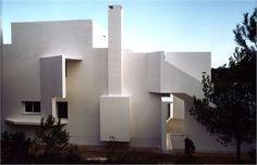Casa Vicent Marí (1994) J. A. Martínez Lapeña & Elías Torres