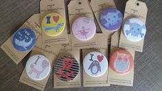 BADGES TO MAKE YOU SMILE £1.95