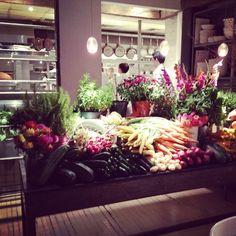 BOUNTIFUL pleasure @ ABC Kitchen - NYC