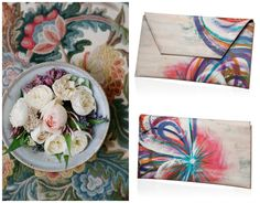 The Calling clutch bag The Calling, Casual Bags, Fresh Rolls, Clutch Bag, Cases, Tableware, Ethnic Recipes, Food, Dinnerware