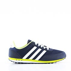 huge selection of 0292d c99ab adidas neo v racer blue white red 66 cad liked on