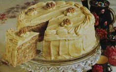 Walnut Torte - Ukrainian Recipe