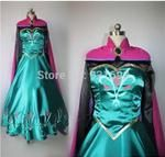 Luxurious Elsa from Disney's Frozen Halloween costumes for women adults and teens