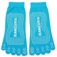 Antiskid Five Fingers Socks