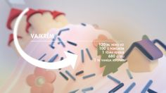 Gourmandia (RTL Klub) Motion Graphics  #motiongraphics #odd #design