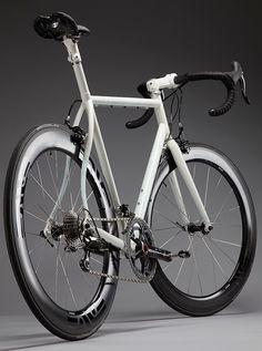 2013 White Speedvagen Road Machine