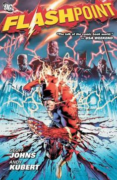 This was the last crossover series before The New 52 was launched, and man did it shake things up a bit. I thought about buying this series for my brother since he loves The Flash so much, but after further review I think I am going to get it for myself, then let him borrow it (maybe).