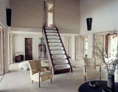 Casa Castiglioni stairs