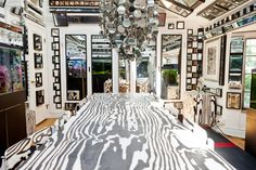 unique artist mirrored house pittsburgh - Google Search