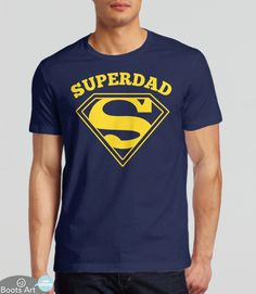 """Superdad"" T-Shirt 