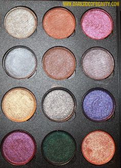 DIY Tutorial: Pressed Eyeshadow Palette