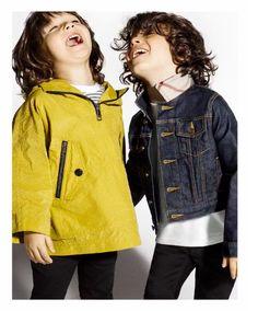Burberry childrenswear campaign SS16