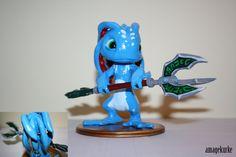 Fizz, The Tidal Trickster by amagekurke on DeviantArt