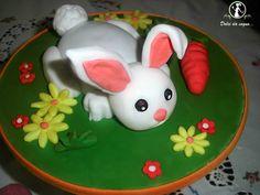 torta coniglio per Pasqua