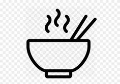 Food Icon Png, Food Icons, Flat Design Illustration, Food Illustrations, Clipart Images, Thesis, Noodles, Bakery, Soup