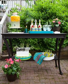 Outdoor Party Ideas by In My Own Style