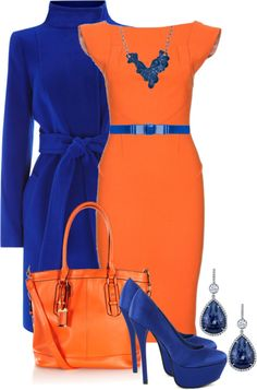 """Brightly Bold II"" by brendariley-1 on Polyvore"