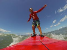 Surfer. #surfing #maui