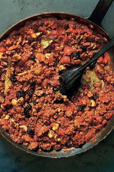 NYT Cooking: Picadillo is one of the great dishes of the Cuban diaspora: a soft, fragrant stew of ground beef and tomatoes, with raisins added for sweetness and olives for salt. Versions of it exist across the Caribbean and into Latin America. This one combines ground beef with intensely seasoned dried Spanish chorizo in a sofrito of onions, garlic and tomatoes, and scents it with ...