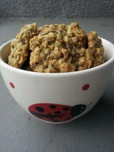 Oatmeal Coconut Chocolate Truffle Chunk Cookies   dawdling darlings