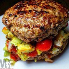 Flavorgod burger.