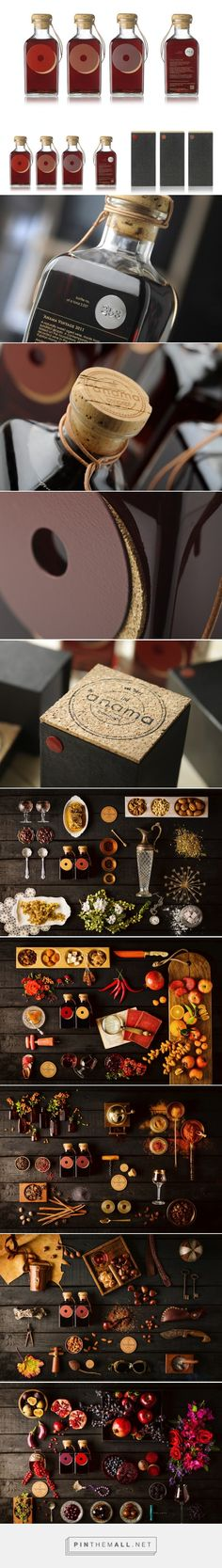 'Anama #Vintage 2011 #packaging by Kristina Apostolou Mohianakis - http://www.packagingoftheworld.com/2015/02/anama-vintage-2011.html