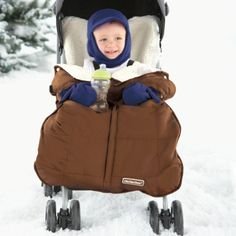 Cozy Cub Baby Stroller Snuggly Bunting    yep... If we end up going home, im gonna need 2 of these!