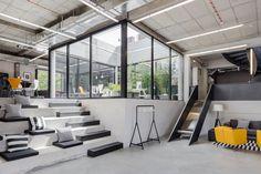 Firmensitz in Portugal von Inloki / Work und Fun in Ytongoptik - Architektur und Architekten - News / Meldungen / Nachrichten - BauNetz.de