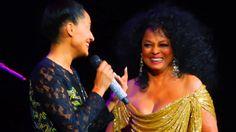 Diana Ross - Lady Sings The Blues (w Tracee Ellis Ross - Venetian Theate...